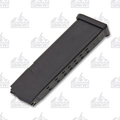 Glock G17/34 9mm 17-Round Magazine Black