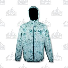 Gillz Men's Waterman Packable Lightweight Jacket Teal