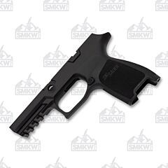Sig Sauer P250/ P320 Compact Grip Module Assembly Small Black