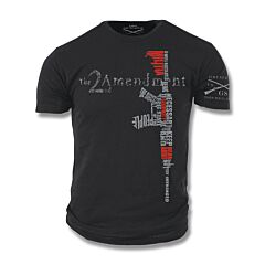 Grunt Style 2nd Amendment T-Shirt - Small