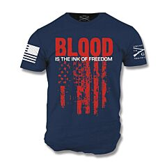 Grunt Style Ink Of Freedom T-Shirt - Large