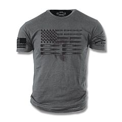 Grunt Style Ammo Flag T-Shirt - Medium