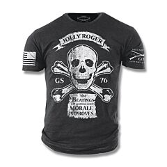 Grunt Style Jolly Roger T-Shirt - XL