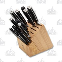 J.A. Henckels International Forged Premio 17-Piece Block Set
