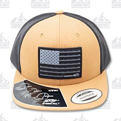 Hooey Liberty Roper Tan and Black Hat