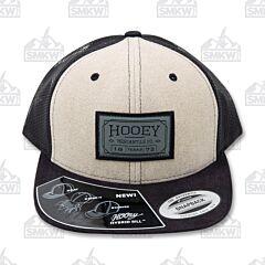Hooey Doc Tan and Black Hat