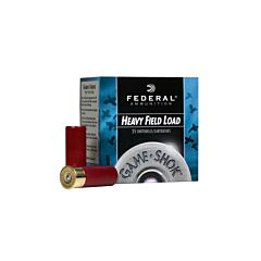 "Federal Game Shok 28 Gauge 2.75"" 1 oz #7.5 Lead Shot 25 Rounds"