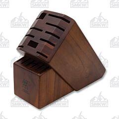 Zwilling Pro Acacia 16-Slot Knife Block