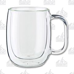Henckels Sorrento Plus Glass Coffee Mugs