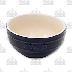 """Staub Blue 4.5"""" Ceramic Bowl"""