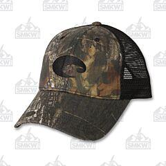 Costa Mesh Hat Camo Black