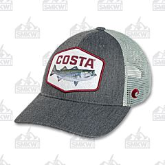 Costa Topo Striped Bass Trucker Hat