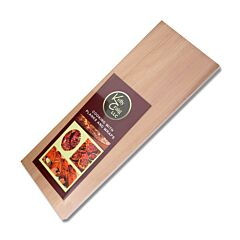 Kelly Craig Gourmet Cedar Grilling Planks Set of 2 Model 6800