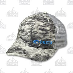 Costa Mossy Oak Elements Water Camo Trucker Hat