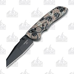 Hogue Deka ABLE Lock Folder Black Wharncliffe FDE