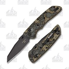 Hogue Deka ABLE Lock Folder Green G-Mascus Wharncliffe