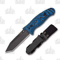 Hogue Knives EX-F02 Blue G-Mascus