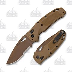 Hogue Sig K320 M17 Drop Coyote PS