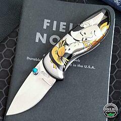 Hiro Knives Zipangu Yujyo