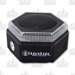 HybridLight Hex Bluetooth Speaker Charger Flashlight