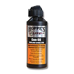 Hoppe's 2oz Squeeze Bottle Elite Gun Oil Model GO2