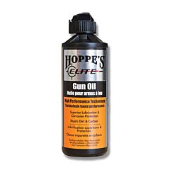 Hoppe's 4oz Squeeze Bottle Elite Gun Oil Model GO4
