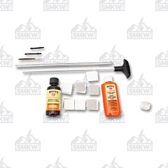 Hoppe's Cleaning Kit .22-.225 Cal With Aluminum Rod