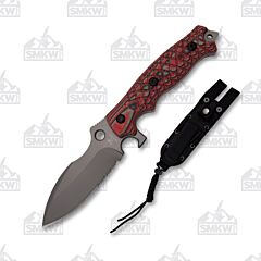 Hen & Rooster Tactical Fixed Blade G-10 Handle Stainless Steel Blade
