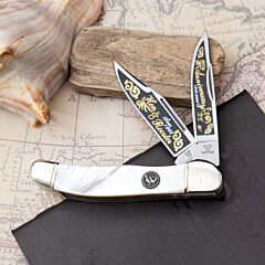 Hen & Rooster 160th Anniversary Pearl Copperhead