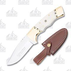 Hen & Rooster Stainless Steel White Bone Hunter