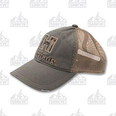 Hornady Putty/Brown Outdoor Cap