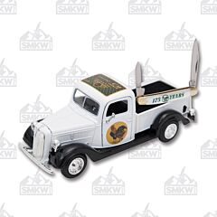 Hen & Rooster 175th Anniversary Knife and Truck Set