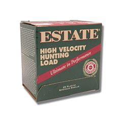 "Federal Estate High Velocity Hunting Load 20 Gauge 2.75"" 1 oz #5 Lead Shot 25 Rounds"