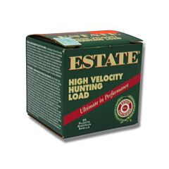 "Federal Estate High Velocity Hunting Load 410 Gauge 2.5"" 1/2 oz #6 Lead Shot 25 Rounds"