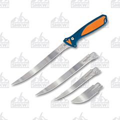 Havalon Talon Fish Set AUS-8 Stainless Steel Blades Nylon Handle