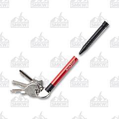 Inka Key Chain Pen Charcoal