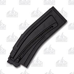 ATI ISSC Austria MK22  .22LR 22 Round Magazine Black Polymer Construction