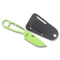 ESEE Izula Venom Green Blade Black Sheath Optional Kit