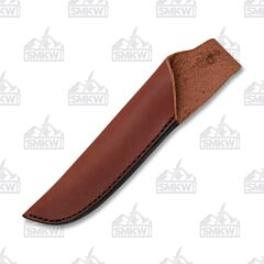 ESEE Camp-Lore JG3 Left Hand Brown Leather Sheath