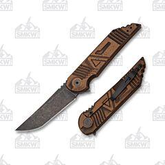 Hoback Knives Kwaiback MK5 Agent Fatal 15