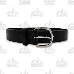 Justin Boots Men's Heritage Harness Work Belt Black