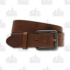 Justin Boots Men's Logger Boy Belt Brown