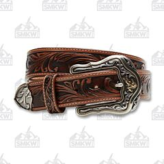 Justin Boots Men's Westerly Ride Belt Brown 38