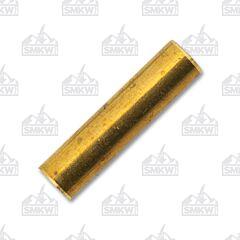 "Jantz Supply Tubing Brass 1/4"" X 1"""