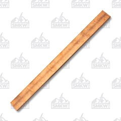 "JANTZ Supplies Copper Barstock .375"" x 1"" x 12"" Model CPC31"