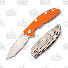 Hinderer XM-18 3.0 Spearpoint Orange