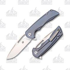 Kansept Mini Kryo K2001A2 Titanium