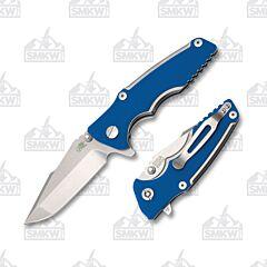 Hinderer Knives Eklipse Harpoon Spanto Blue