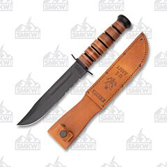 KA-BAR US ARMY Fighting Knife Combo Edge