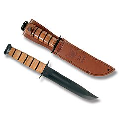 KA-BAR Navy Fighting Knife Leather Sheath